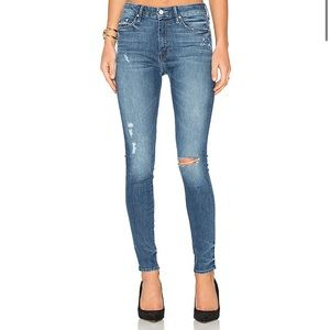 Mother high waisted looker skinny jeans 27